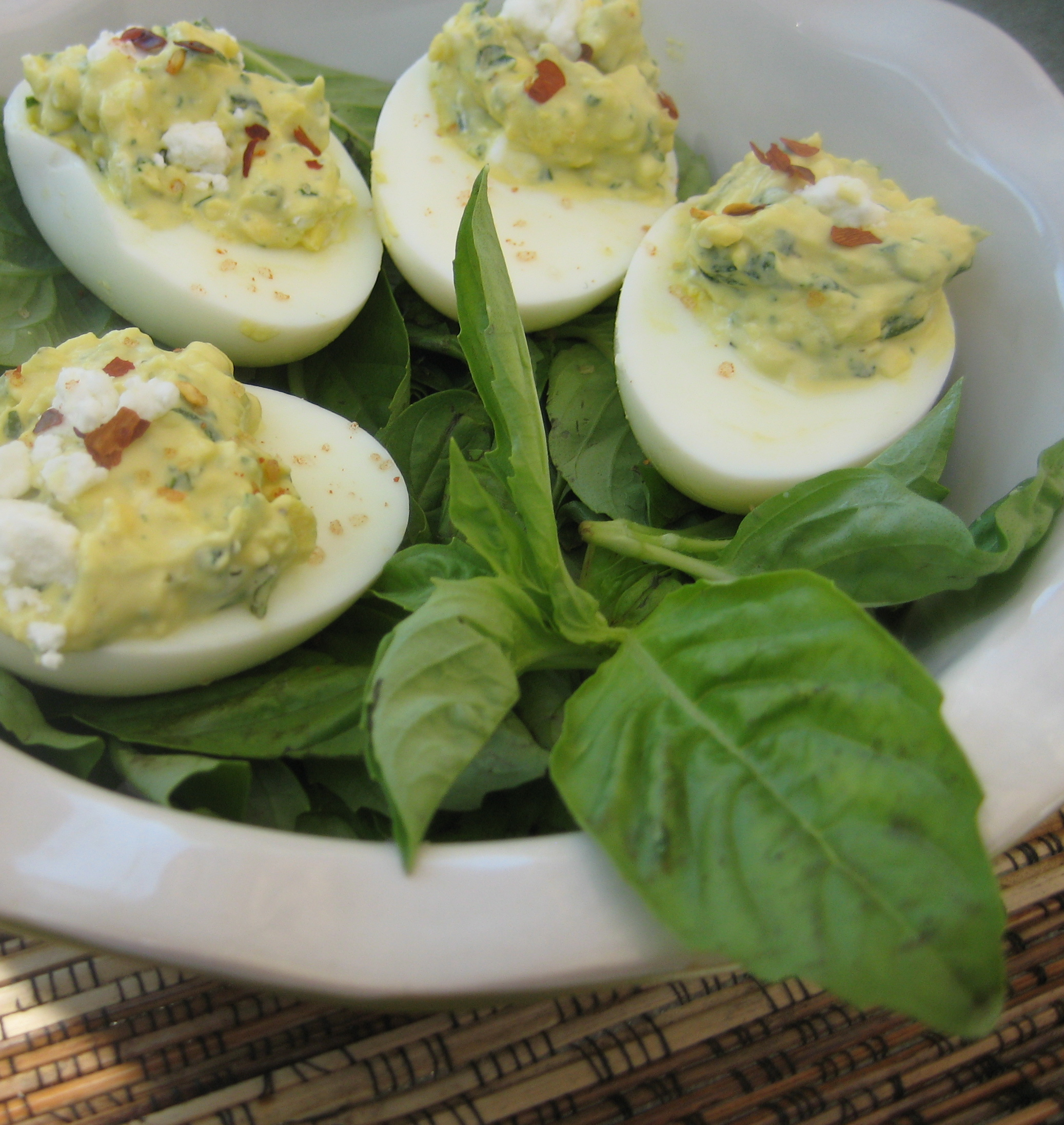 Devilish Hogwart Eggs