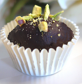 Pistachio Butter Cups