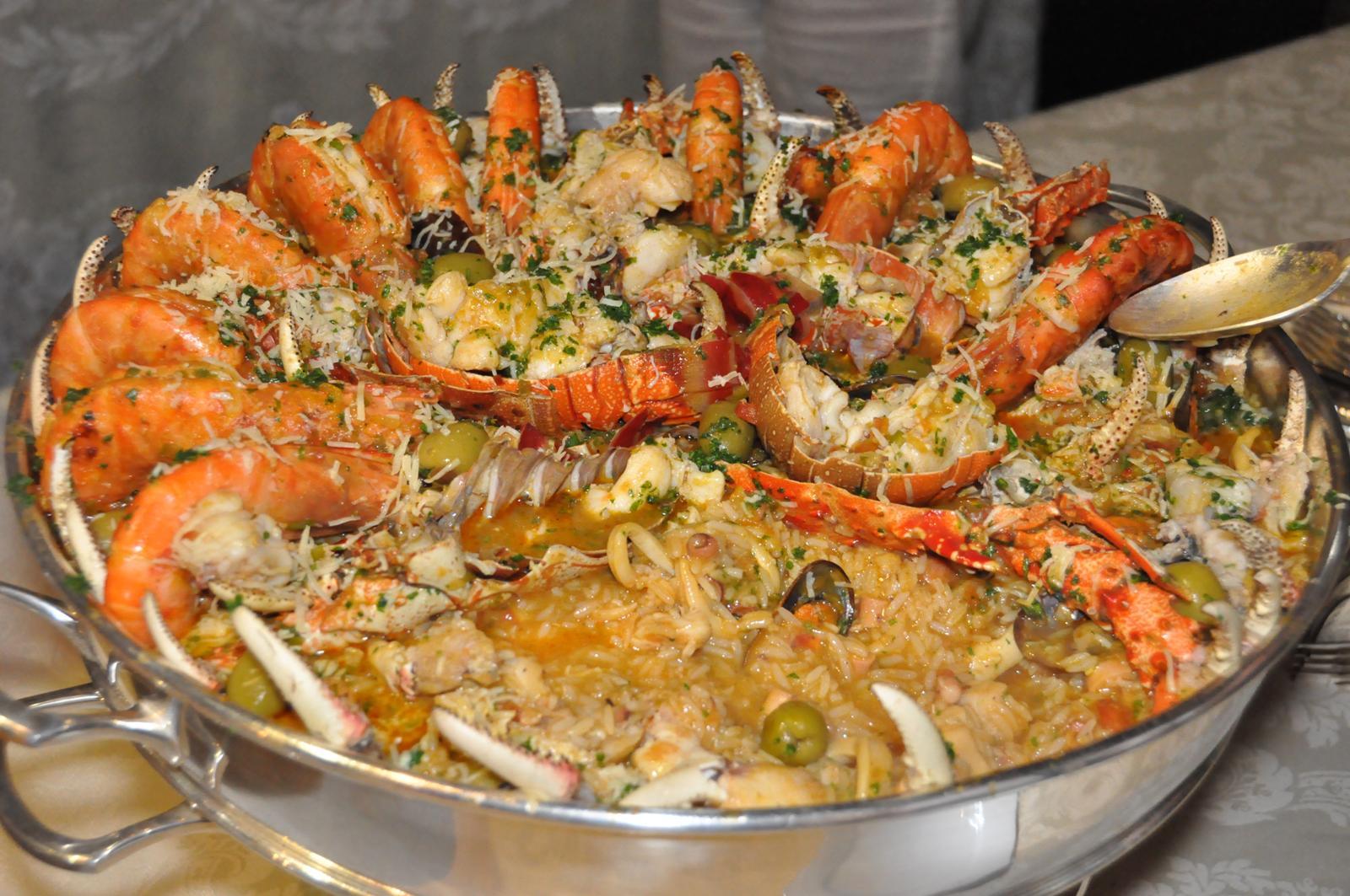 Carol's Seafood Paella Recipe on Food52