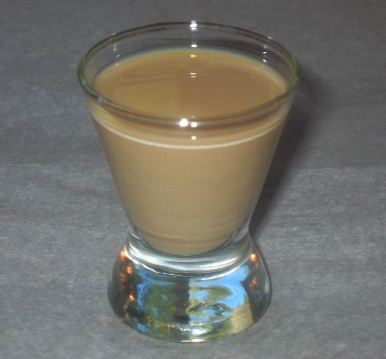 Irish Cream'd Coffee sans les oeufs
