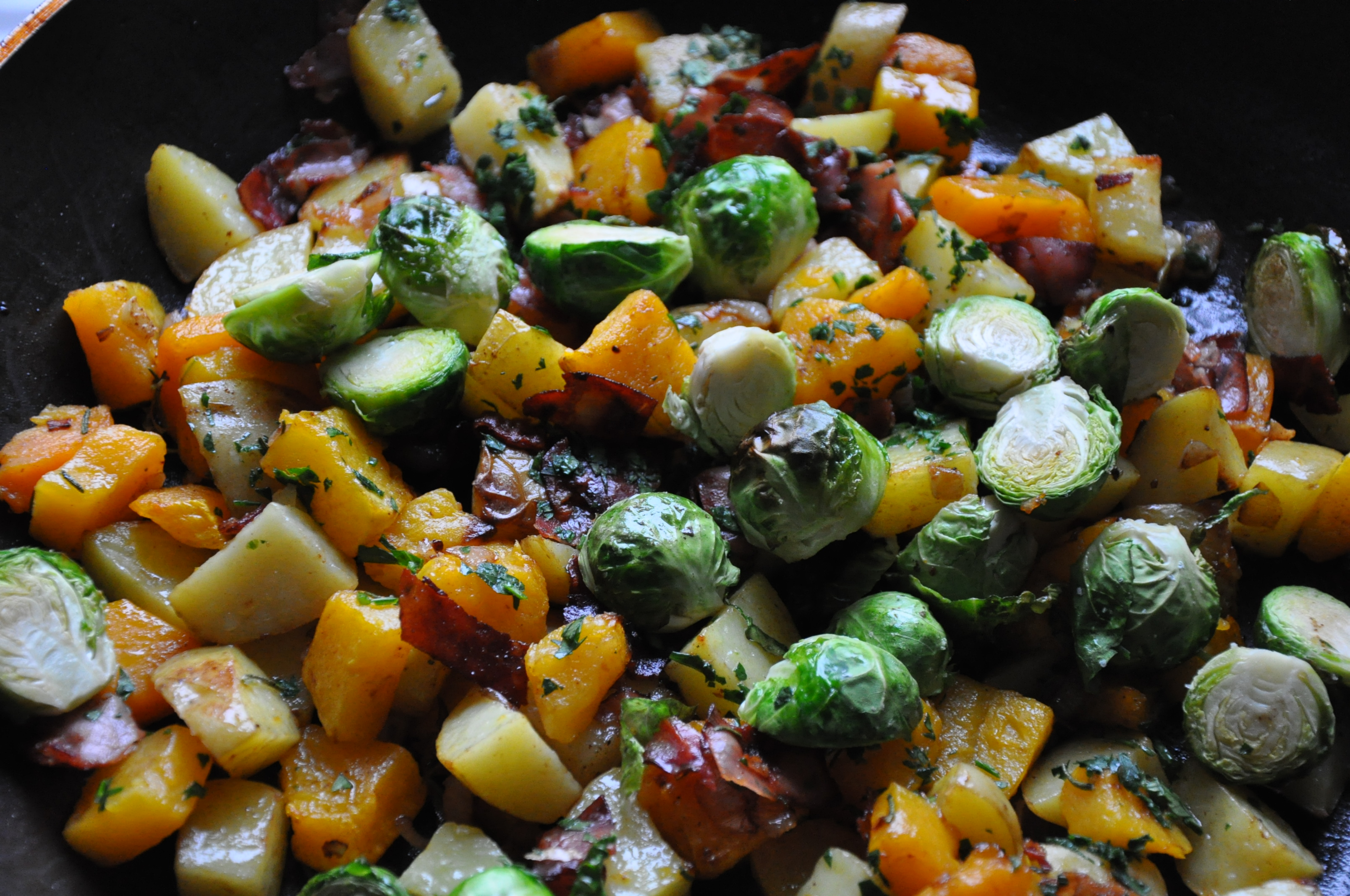Autumn Vegetable Hash Recipe on Food52