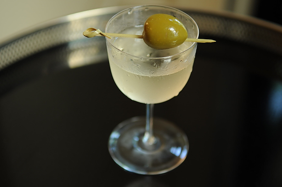 Wicked Witch Martini from Food52