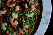 Tailgate Paella