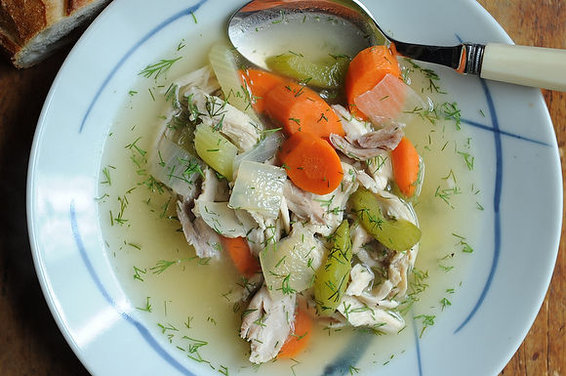Chicken Stoup