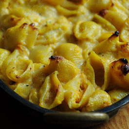 Pasta Al Forno with Pumpkin and Pancetta