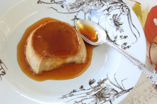 Pumpkin Creme Caramel