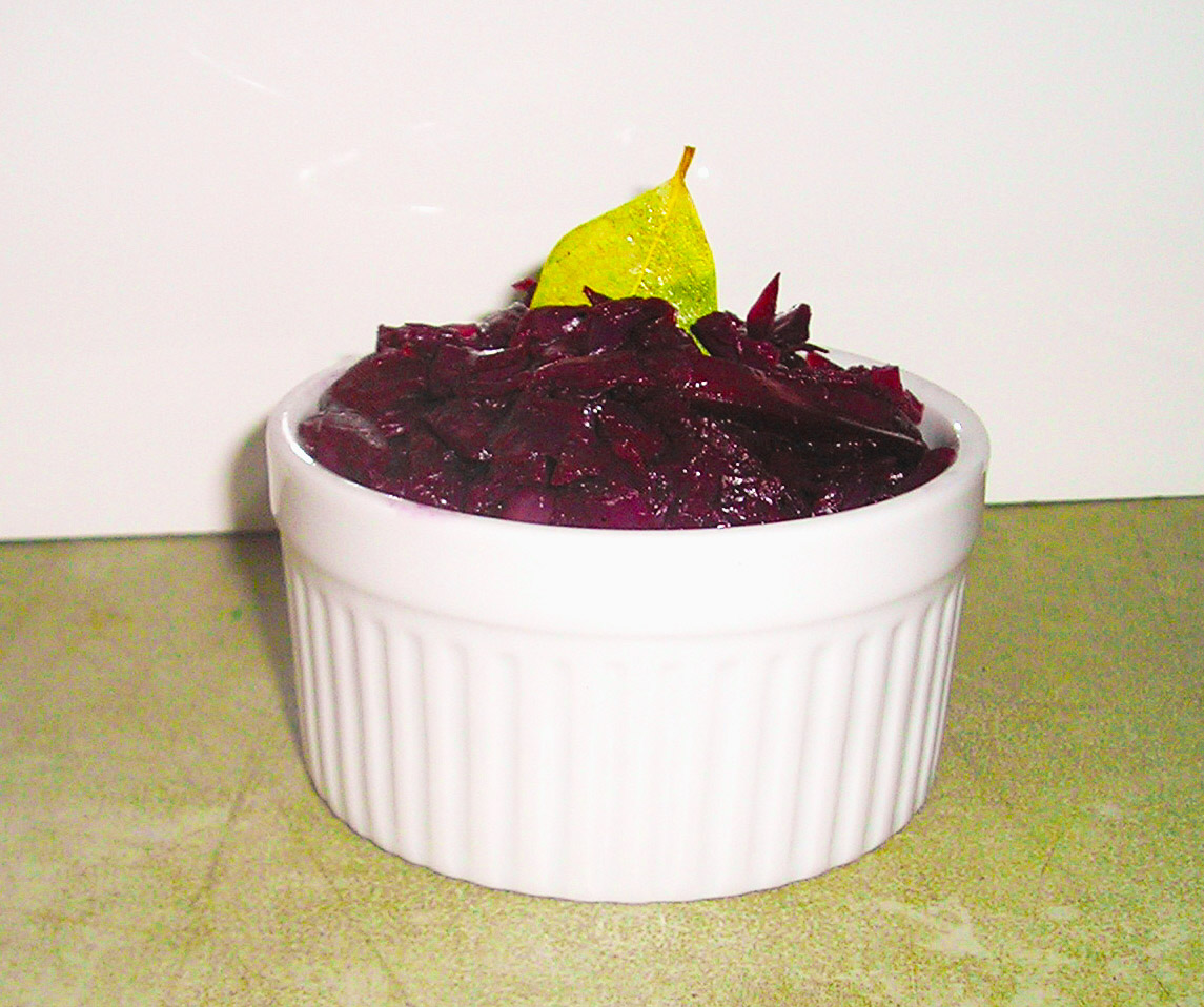 Grandma Netta&#x27;s Red Cabbage