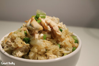 Chicken Fried Rice