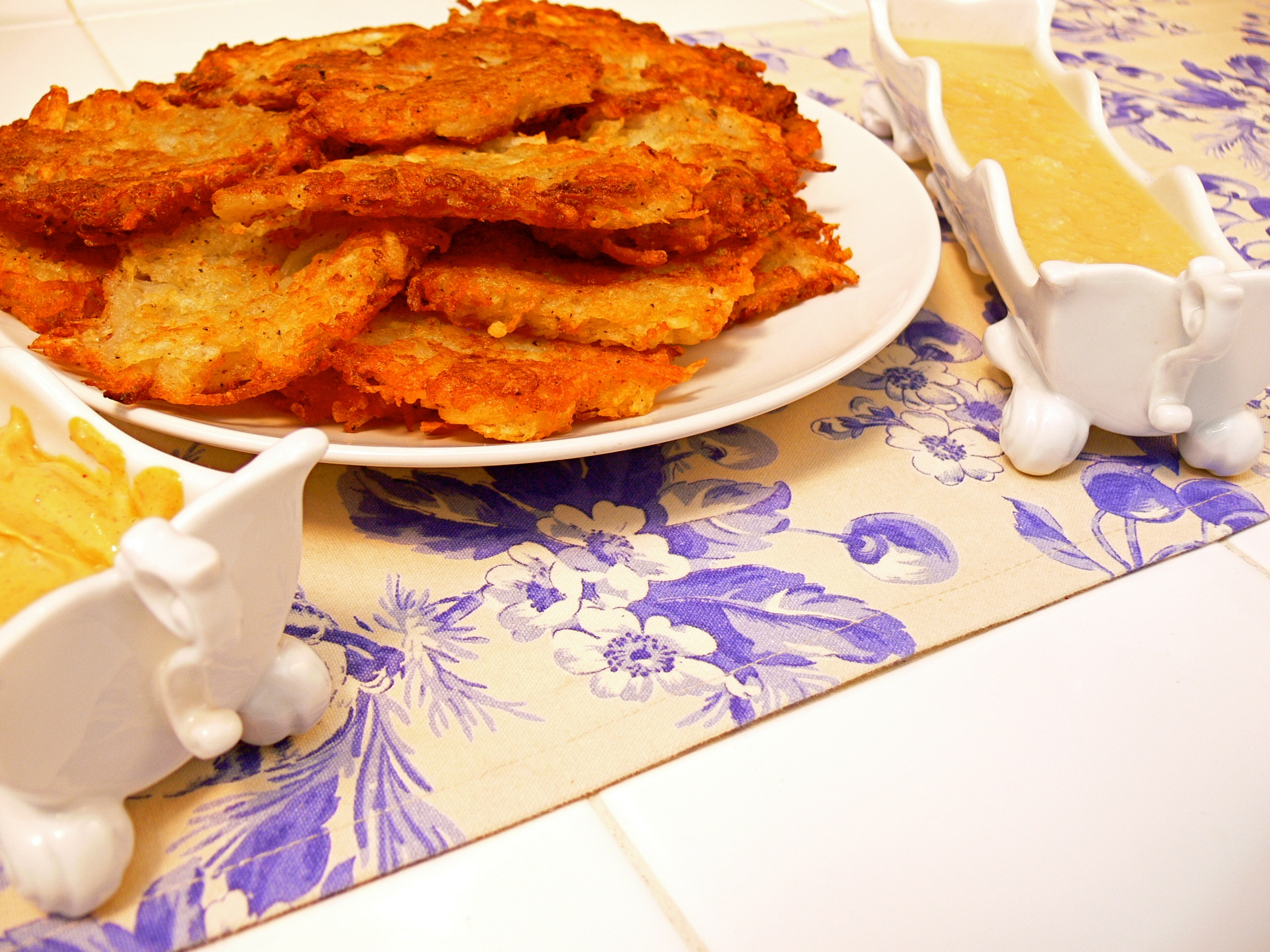 Korean Latkes