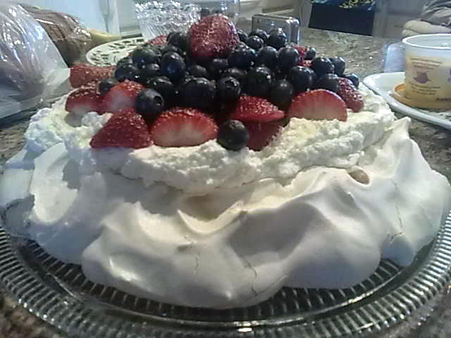 Rhonda's Marvelous Meringue