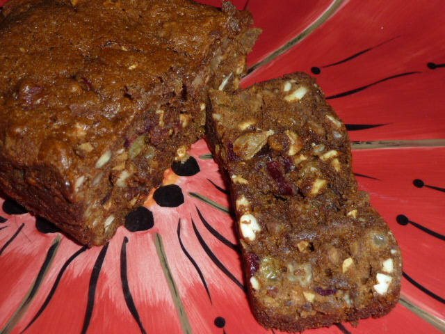 Holiday Fruit &amp; Nut Cake