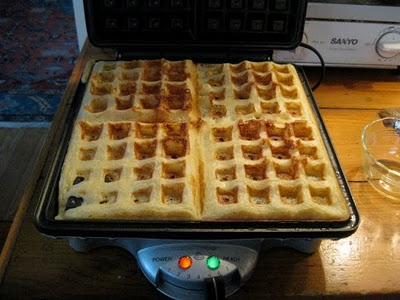 Raised Waffles