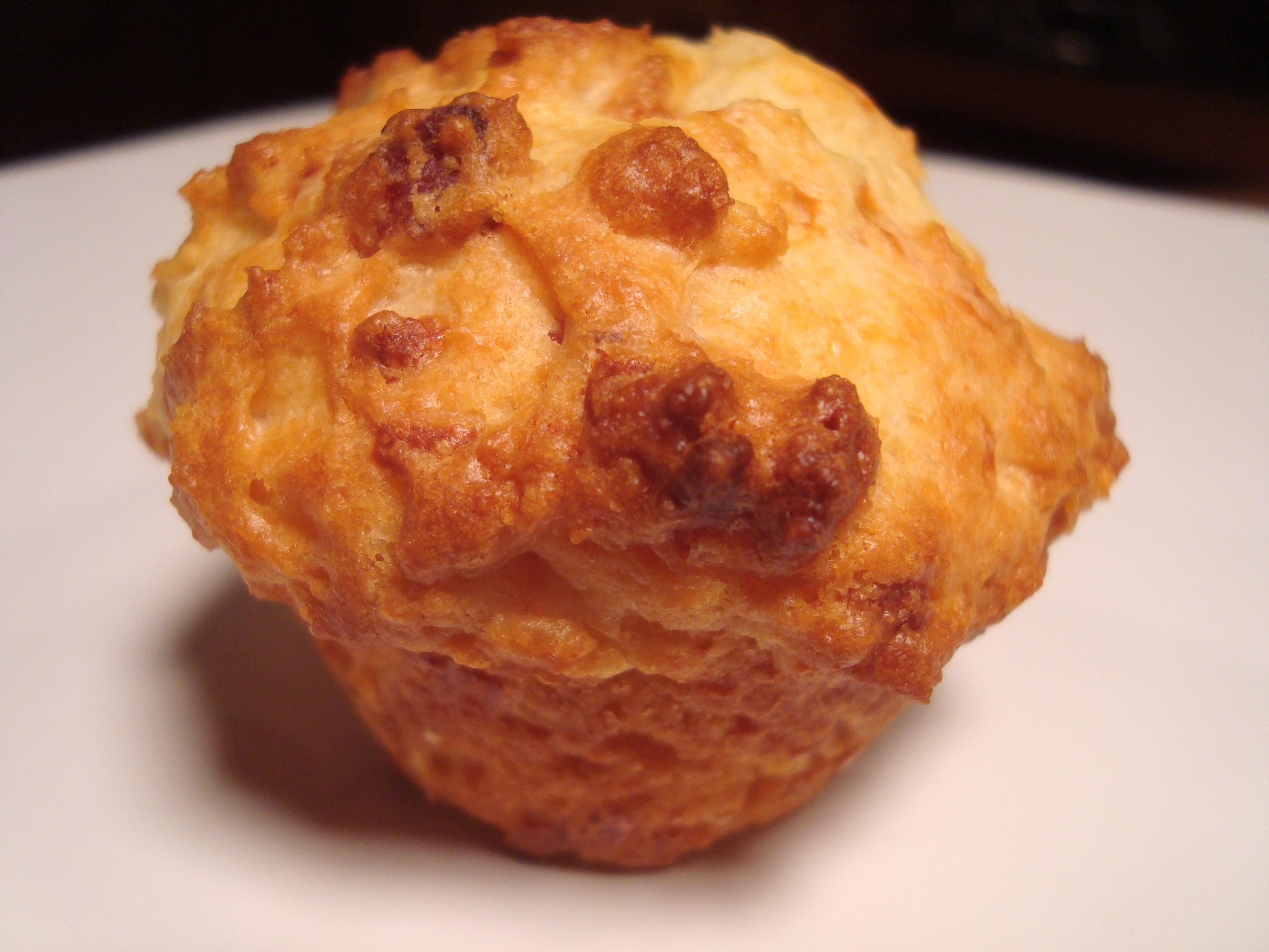 Italian Cheese and Pancetta Mini-Muffins