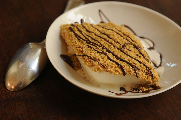 mores Semifreddo Recipe on Food52