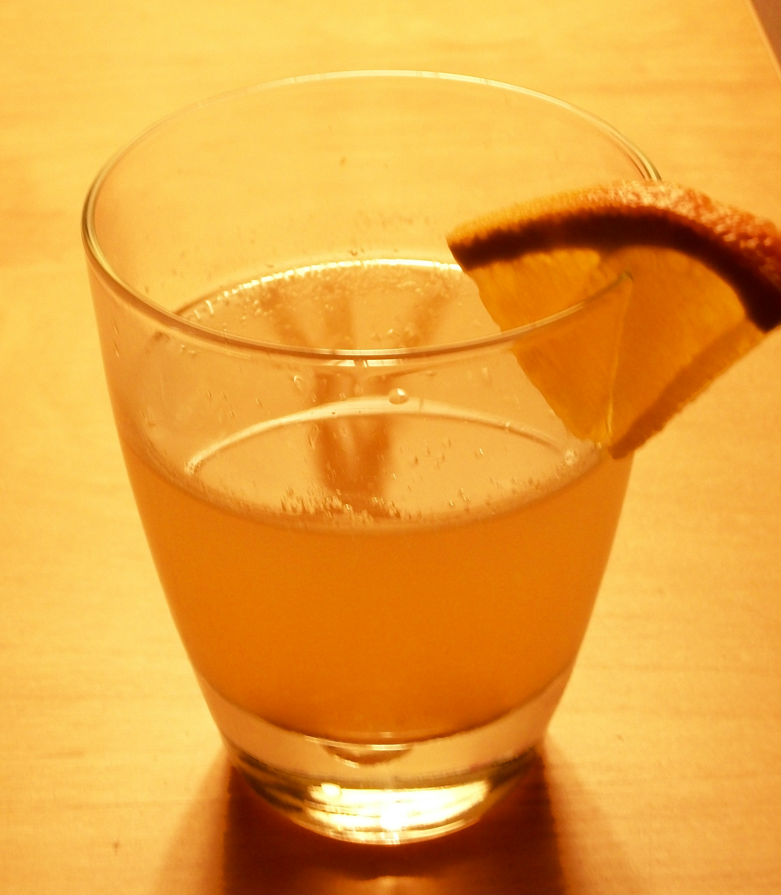 Hot Chile Toddy