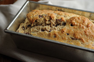 Mediterranean Olive Bread
