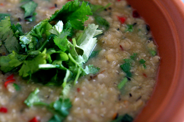 The Easiest Lentil Soup