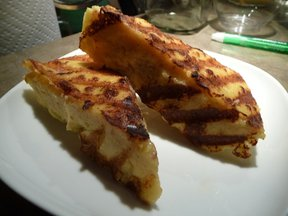Ham_and_chesse_polenta_wedges
