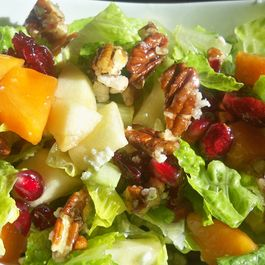 Apple_persimmon_salad