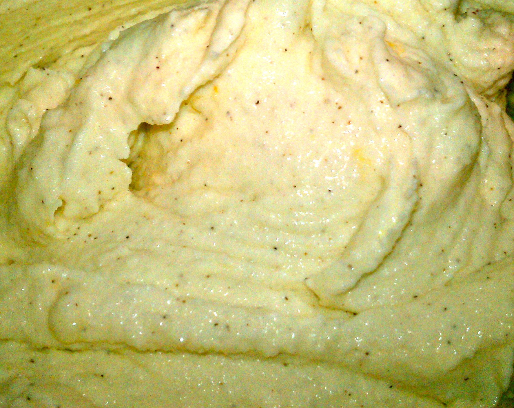 Orange Cardamom Ice Cream
