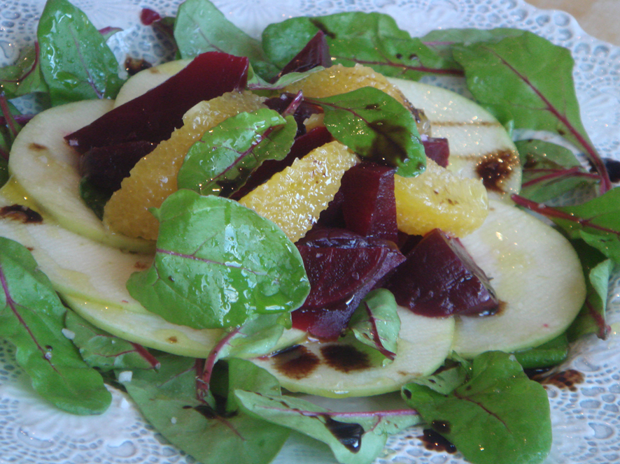 Apple Detox Salad