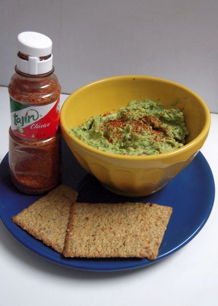 Cilantro Hummus