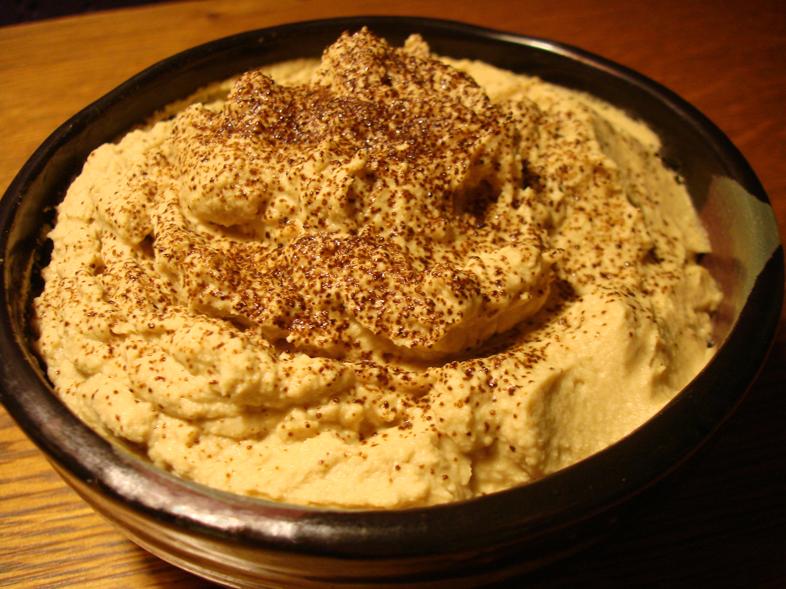 Caramel Tiramisu Dip