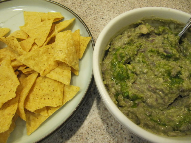 Garden to Table Dip for Chips