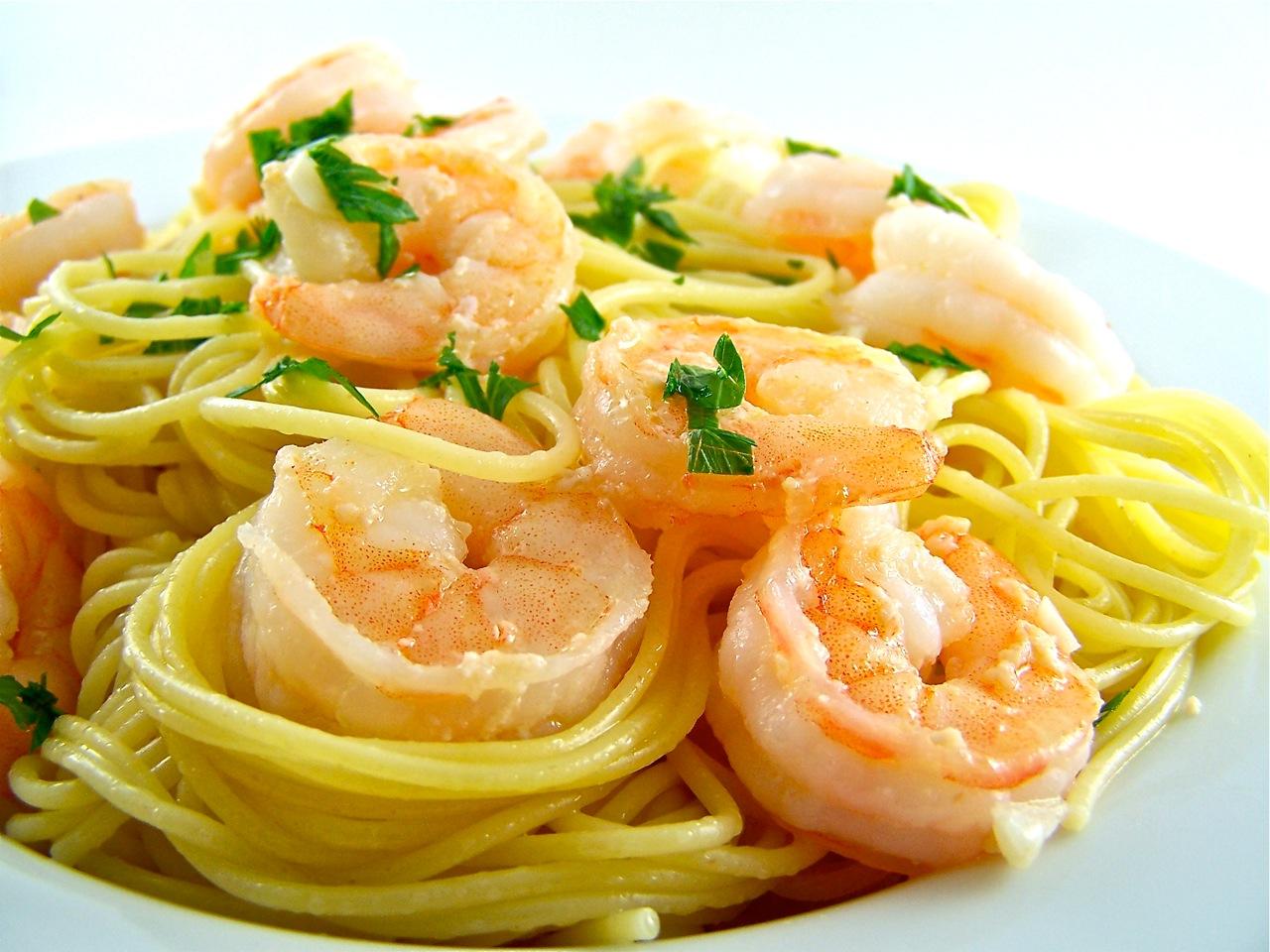 artichokes shrimp scampi pasta shrimp scampi bake lemony shrimp scampi ...