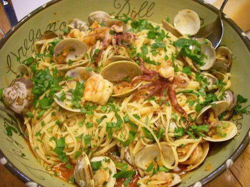 Creamy Cajun Shrimp Linguine Recipe | MyRecipes.com