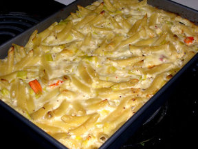 Fancy Schmancy Mac 'N Cheese