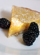 Kayla&#x27;s Lemon Tart - Gluten Free