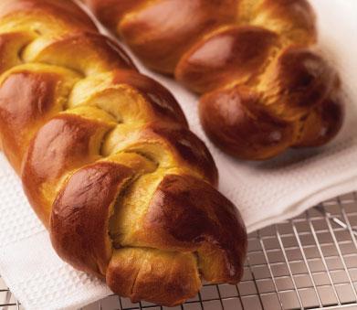 """Tsoureki"""" (Greek Easter Bread) Recipe on Food52"""