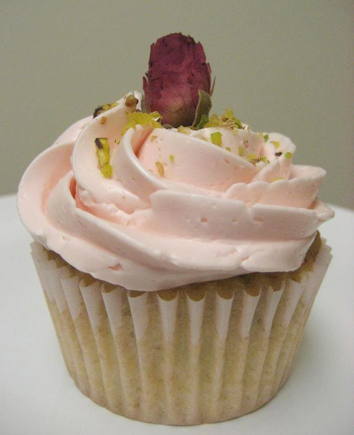 Goodnight Rose: Pistachio-Cardamom Cake with Rosewater ...