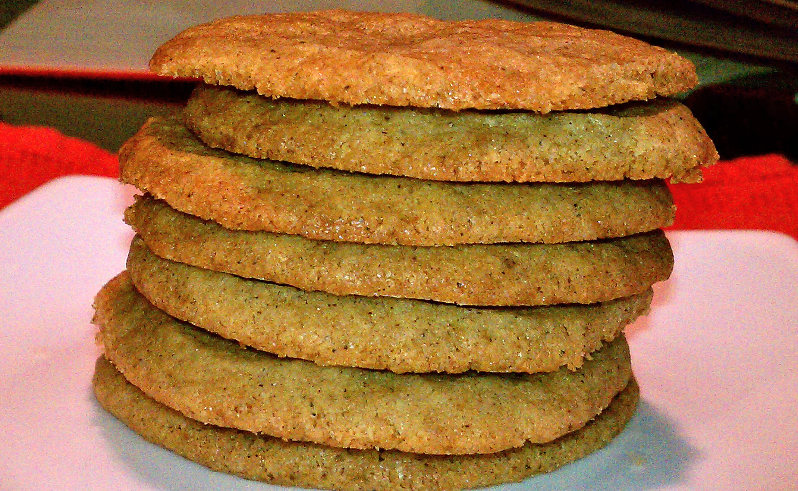 Spiced Sables