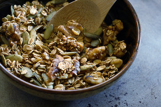 Cardamom Granola