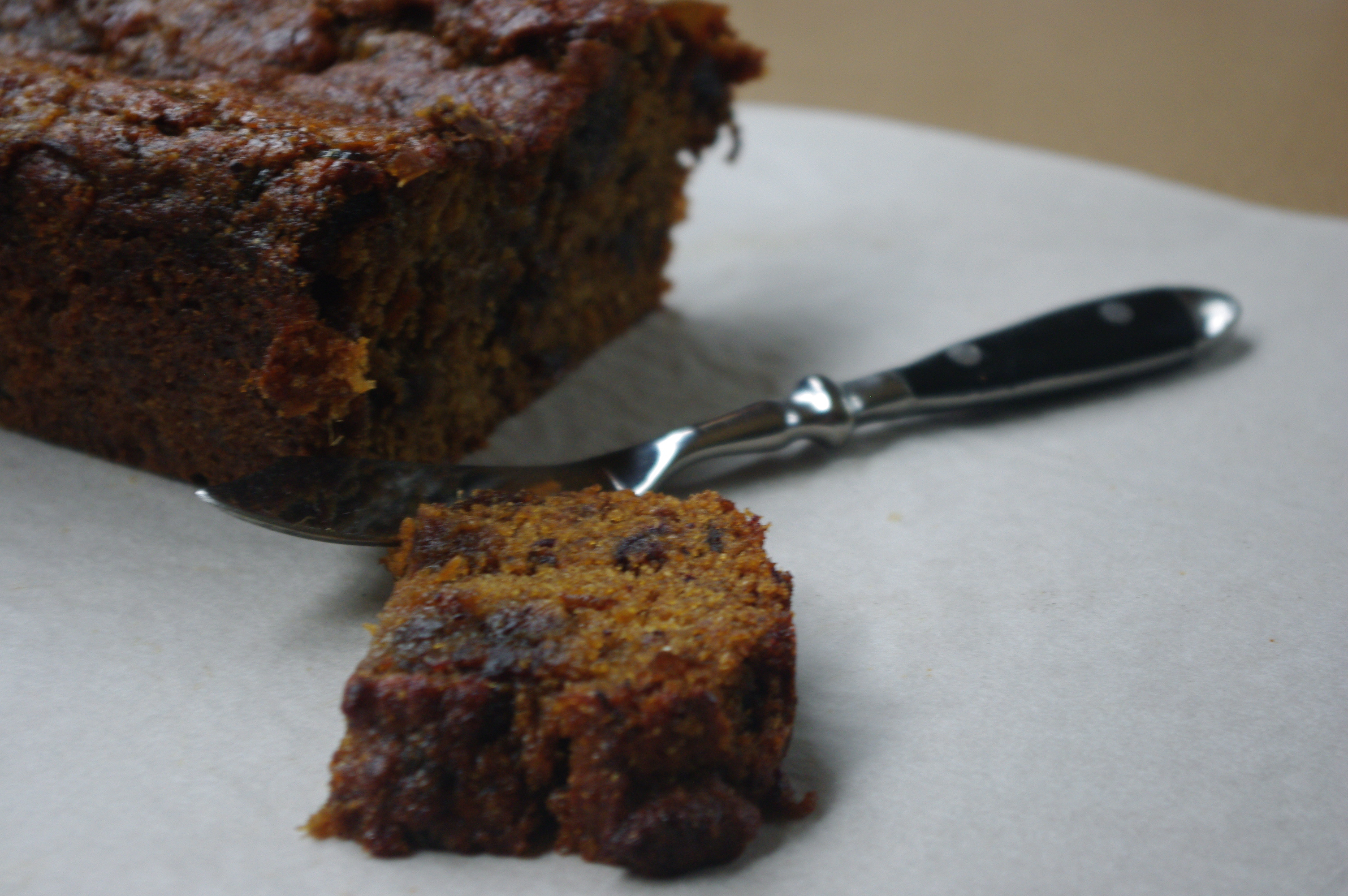 Gluten-free Sticky Date Cake