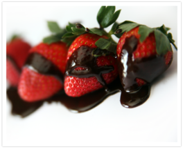 Chocolate-fondue-mexican-strawberry-1