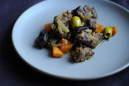 Moroccan Style Lamb