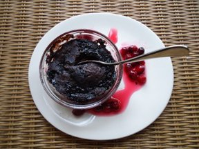 Hot Fudge Yum Pudding Cakes