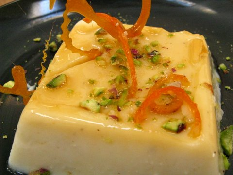 Channar Payesh Pannacotta
