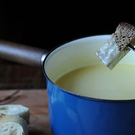 Cheese fondue by marialissio