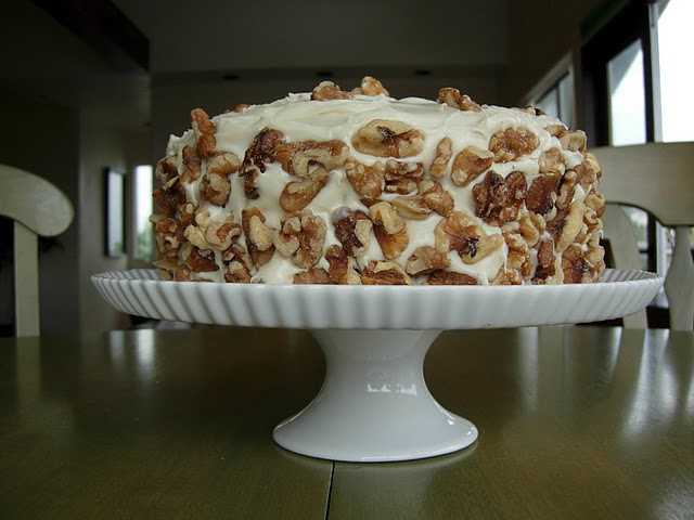 The Best Carrot Cake Ever