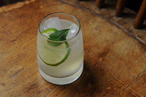 gin rickey