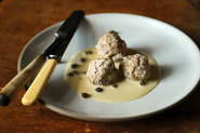 Polpette di Vitello, Tonnato Style