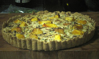 Three-Onion Tart