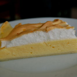 lemon meringue pie bolivian style