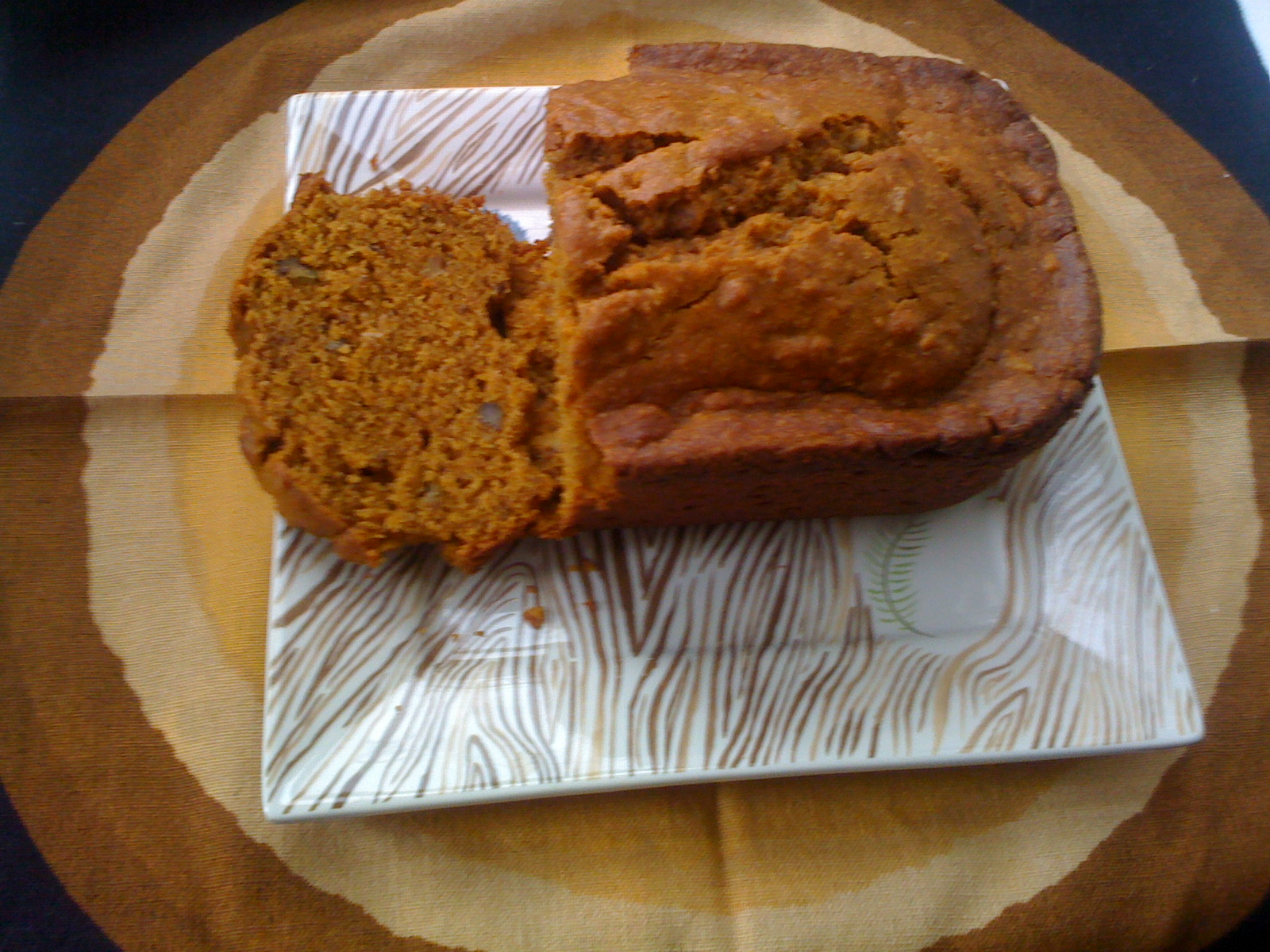 The Pumpkin Bread I Can&#x27;t Stop Eating