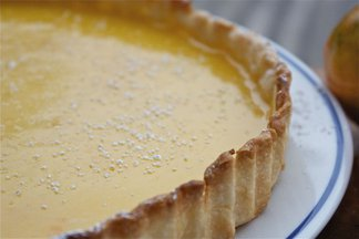 &#x27;Oh My Darling, Clementine&#x27; Tart 