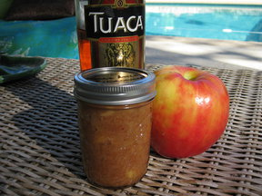 Tuaca Apple Cinnamon Jam